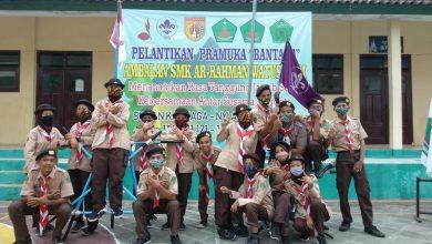 """Photo of Pelantikan """"Bantara"""" Dewan Ambalan Sunan Kalijaga – Nyi Ageng Serang"""