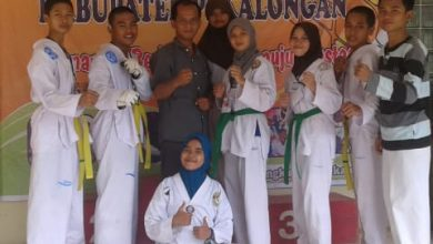 Photo of Atlet Taekwondo